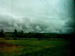 Slovensko/ Slovakia (Kub H) Tags: slovensko slovakia výhľad z okna okno vlaku view from train window road na ceste