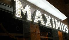 Maximus (Brînzei) Tags: bucurești fujifilmxpro1 fujinonxf35mmf14 cavemanart murky signs snow stitched winter yellow ștefancelmare