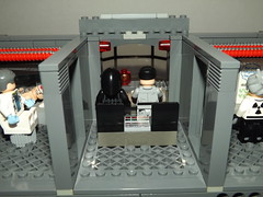 DSCF2251 (Nilbog Bricks) Tags: star wars lego moc minifigures stormtrooper base barracks