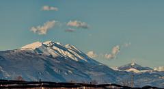 Monte Baldo, Veneto (kurecikamen) Tags: mountain top mountains altoadige veneto italy hiking snow garda lago di view italia italien verona castelnuovo