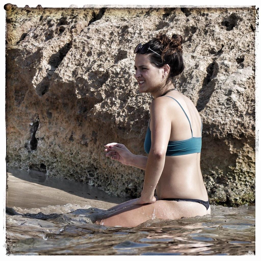 Pics exhibitionist beach nude voyeur seems me