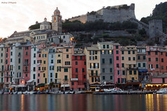 Portovenere (Darea62) Tags: portovenere travel castle holiday seaside seascape landscape houses village architecture eu liguria sea