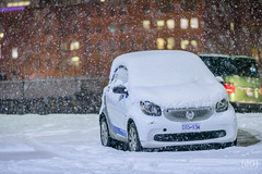 Car2go in the snow (Daniel's Clicks) Tags: