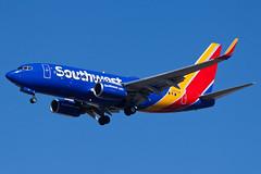 Southwest Airlines Boeing 737-700 N713SW (jbp274) Tags: las klas airport airplanes mccarran southwest wn boeing 737