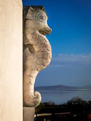 Seahorse (Photoecosse) Tags: midlandhotel morecambebay morecambe urbansplash englishlakes hotel artdeco seaside building sea