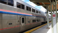 California Zephyr (Adventurer Dustin Holmes) Tags: 2017 531 amtrak sleepingcar passengercars passengertrains