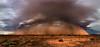 The Wall (Mike Olbinski Photography) Tags: arizona mountains rain desert monsoon thunderstorm duststorm haboob riggsroad shelfcloud canon1635mm28l canon5dmarkiii 20150825