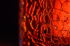 House of The Red Dragon (lara_1012) Tags: light red abstract glass