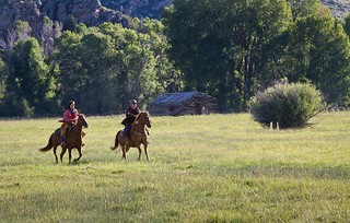 Wyoming Upland Hunting, Fishing, Horseback & Spa 22