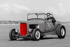 Hot rod (technodean2000) Tags: auto uk hot classic beach car sport wales nikon outdoor racing retro event vehicle rod sands pendine lightroom d610