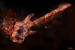 Guitar World (SyK.PsyKeDeLic) Tags: world music art digital photoshop artist guitar surrealism digitalart surreal creation montage instrument photomontage syk monde universe surrealisme musique guitare artiste realisation univer univers surrealiste surreel artdigital psykedelic sykpsykedelic