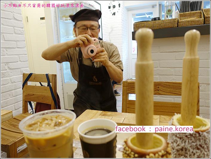 惠化chimney cake 煙囪麵包 (41).JPG
