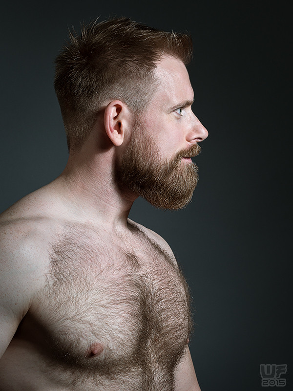 Hot naked beard — pic 7