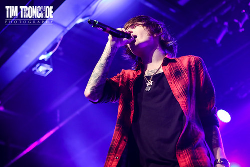 Asking Alexandria @ Trix 01102015