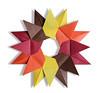 Origami Star From 8 Bird Bases (christiane Bettens)