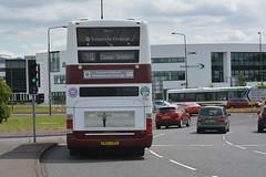 990 (Callum's Buses & Stuff) Tags: bus buses edinburgh lothian mader madder lothianbuses edinburghbus gogar omnicity madderandwhite cominity madderwhite busesedinburgh gogerburn buseslothianbuses