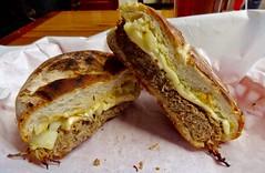 roast pork sandwich Atlas Cafe in San Francisco (Fuzzy Traveler) Tags: sanfrancisco cheese coffeeshop sandwich pork themission fennel atlascafe