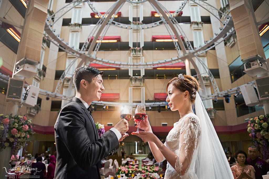 [婚攝Tony]Lance&Lisa, 新莊翰品酒店