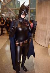 DSC_0250 (Randsom) Tags: nyc leather fetish fun october mask cosplay vinyl heroine superhero batman comicbooks latex batgirl dccomics spandex pvc javitscenter batwoman 2015 nycc superheroine nycomiccon newyorkcomiccon batmanfamily nycc2015