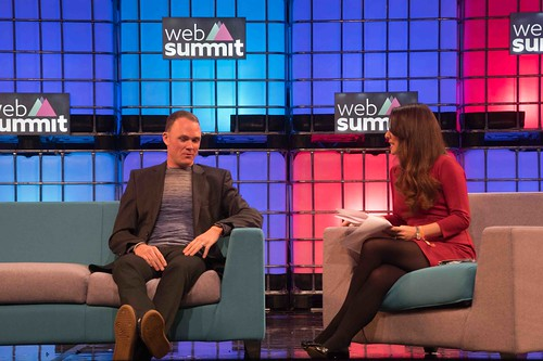 WEB SUMMIT 2015 IN DUBLIN [DAY ONE]-109775