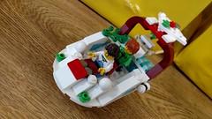 Winter Sled (notenoughbricks) Tags: lego lug afol ilugny legowinterskating