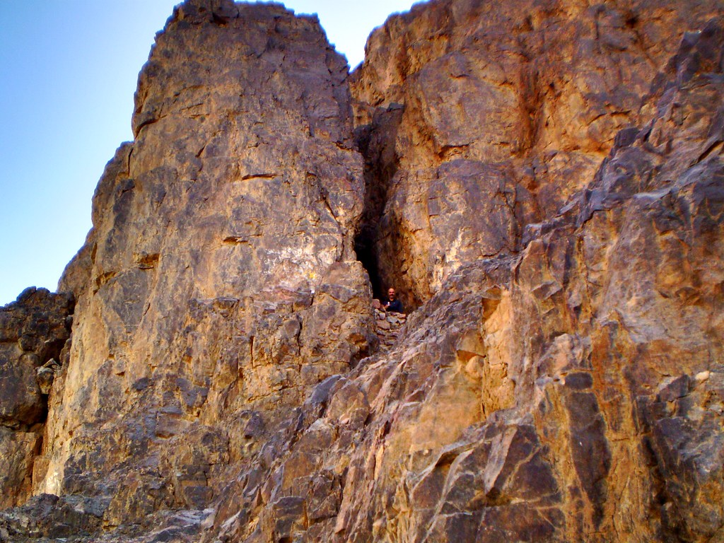 Cave Uhud, Check Out Cave Uhud : cnTRAVEL