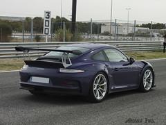 Porsche 991 GT3RS (43) (GonzaloFG) Tags: detail slr ford chevrolet car sport skyline honda spain italia nissan evolution huracan ferrari camaro mclaren enzo bmw gto jaguar mustang m3 ducati audi lamborghini rs m6 m5 challenge m4 avant v8 rs2 spotting s2000 e30 nsx gallardo amg drifting rs4 typer gtr trackday murcielago etype quattro gt40 f40 r8 f12 rs6 v12 f50 cosworth nismo e46 r34 e36 berlinetta superleggera 458 899 m3csl desmosedici panigale ftype 275gtb rs3 e92 circuitodeljarama stralade m235i