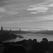 Stockholm in morning dew