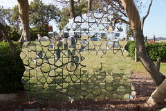 Dissolution III - Sandra Cross SA (Val in Sydney) Tags: sea sculpture cross sandra iii australia nsw sculpturebythesea sa australie dissolution sxsbondi
