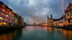 Luzern, Switzerland (xxzoli) Tags: schweiz switzerland cityscape luzern fisheye cape 8mm walimex objektiv samyang rokinon svájc halszem
