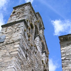 Santiago de Pealba (jacques_teller) Tags: spain espagne espaa church preroman heritage landscape jacquesteller