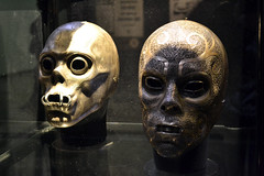 Death Eater masks (Jeanine Marteau Photography) Tags: deatheater darkarts harrypotterstudiotour