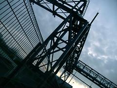 Stahlkonstruktion (FotoTrenz NRW) Tags: angie duisburg industrie gitter stahl hochfeld trenz