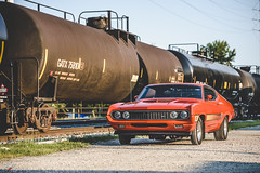 Ford Torino - Aout 2016 (zoll.olivier) Tags: ford torino gt car automotive nikon d700 quebec canada 1975 1974 1976 carphotoshoot zoll photographie