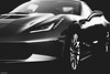 Streamlined (suzcphotography) Tags: car corvette chevy monochrome sports luxury vehicle canon 50mm black white suzcphotography streamlined convertible