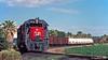 Welcome to Safford (C.P. Kirkie) Tags: southernpacific sp arizona spglobebranch safford gilavalley trains railroads desert desertrailroad emd gp35