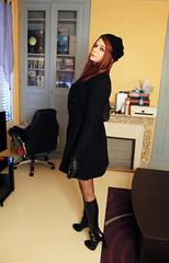 470 (Lily Blinz) Tags: crossdress crossdresser crossdressed cd crossdressing travesti tgirl tv transvestite tranny transgender transgenre trav trans lily lilyblinz blinz