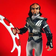 Worf (WEBmikey) Tags: toys startrek nextgeneration sttng klingon playmates