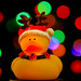 Holiday Rubber Duckie