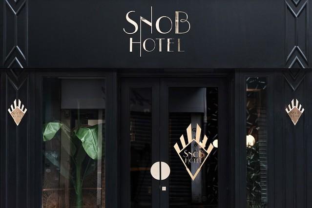 スノッブ ホテル