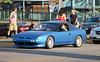Nissan 240SX Zenki (S13) (SPV Automotive) Tags: nissan 240sx zenki s13 hatchback sports car tuner matte blue