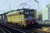 FS E 645.093 Staz. MI Lambrate Anni 80. Foto Roberto Trionfini (stefano.trionfini) Tags: train treni bahn zug fs e645 milano italia italy