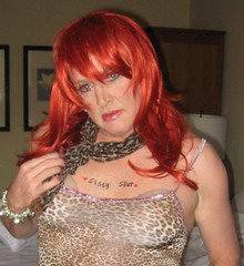 red headed sissy (rachelleinlace2) Tags: rachelleinlace sissy feminization crossdressing forced womanhood