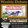 Weekly Debate- What is the Best Nintendo Console? (Luigi Fan) Tags: best nintendo console nes snes n64 gamecube wii u video games switch joyconboys