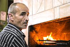 Jerusalem Kebab (Achille Abboud) Tags: jerusalem israel palestine palästina arab old city kebab meat food portrait