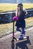 bradgate park - scooter girl (grahamdale74) Tags: xmas 2016 alyssia caitlin chel roy joan wetlands