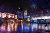 ➳ S t i l l  C h r i s t m a s ➳ (Morgane Kléber) Tags: paris city cityscape longexposure night nightphotography lights colors reflections montmartre