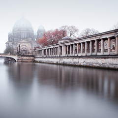 Berlin Cathedral | Berlin, Germany 2016 (philippdase) Tags: berlin berlincity berlincathedral berlinmitte longexposure formatthitech fineart philippdase pentaxk1 pentax spreeriver winter reflection