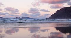 29.11 North, January (Bob_Last_2013) Tags: sunset seascape mountans reflections islan sky beach
