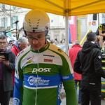 Jonas BOKELOH (ALL/AN POST-CHAIN REACTION), né le 16 mars 1996 à Francfort, est un coureur cycliste allemand, membre de l'équipe AN POST-CHAIN REACTION depuis 2017/Champion du monde sur route juniors en 2014 thumbnail